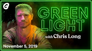 NFL Week 9 Review. Green Light Podcast with Chris Long | Chalk Media
