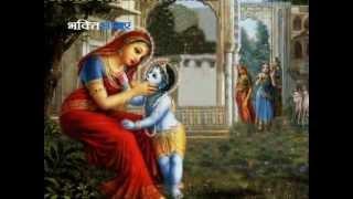Makhan Chor Matkhat Nanadlala Bhajan - Tero Lal Makhan Chura Ke By Jatin Ji Agarwal