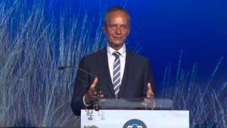 Speech minister Henk Kamp van Economische Zaken bij 80-jarig jubileum NP De Hoge Veluwe