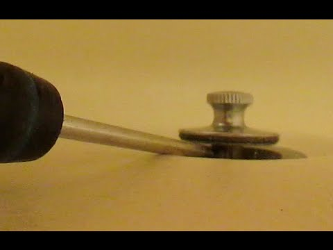 1ST * SIMPLE INSTRUCTIONS * HOW TO REMOVE A BATHTUB STOPPER LIFT-AND ...