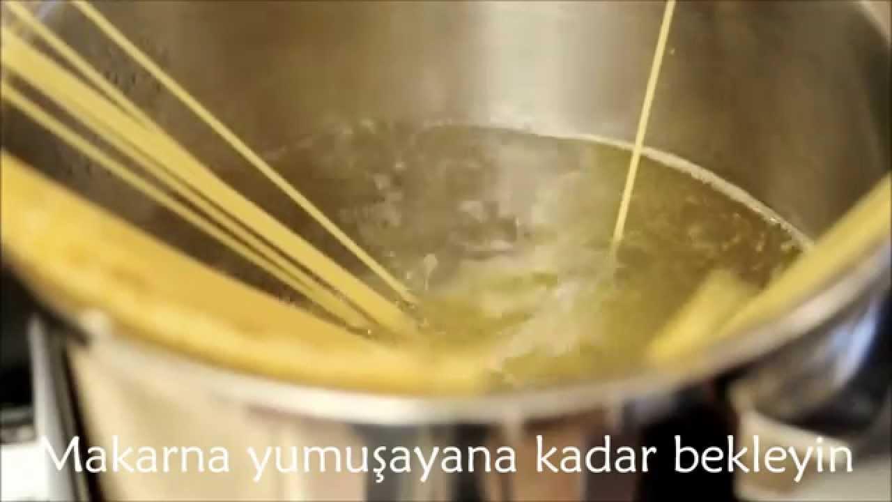 Makarna Pişirmenin De Püf Noktaları Var