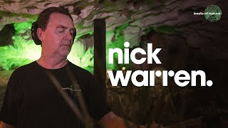 Reforesting with: NICK WARREN   Beats of Nature   Cenote Aktun Chen, Tulum, Mexico