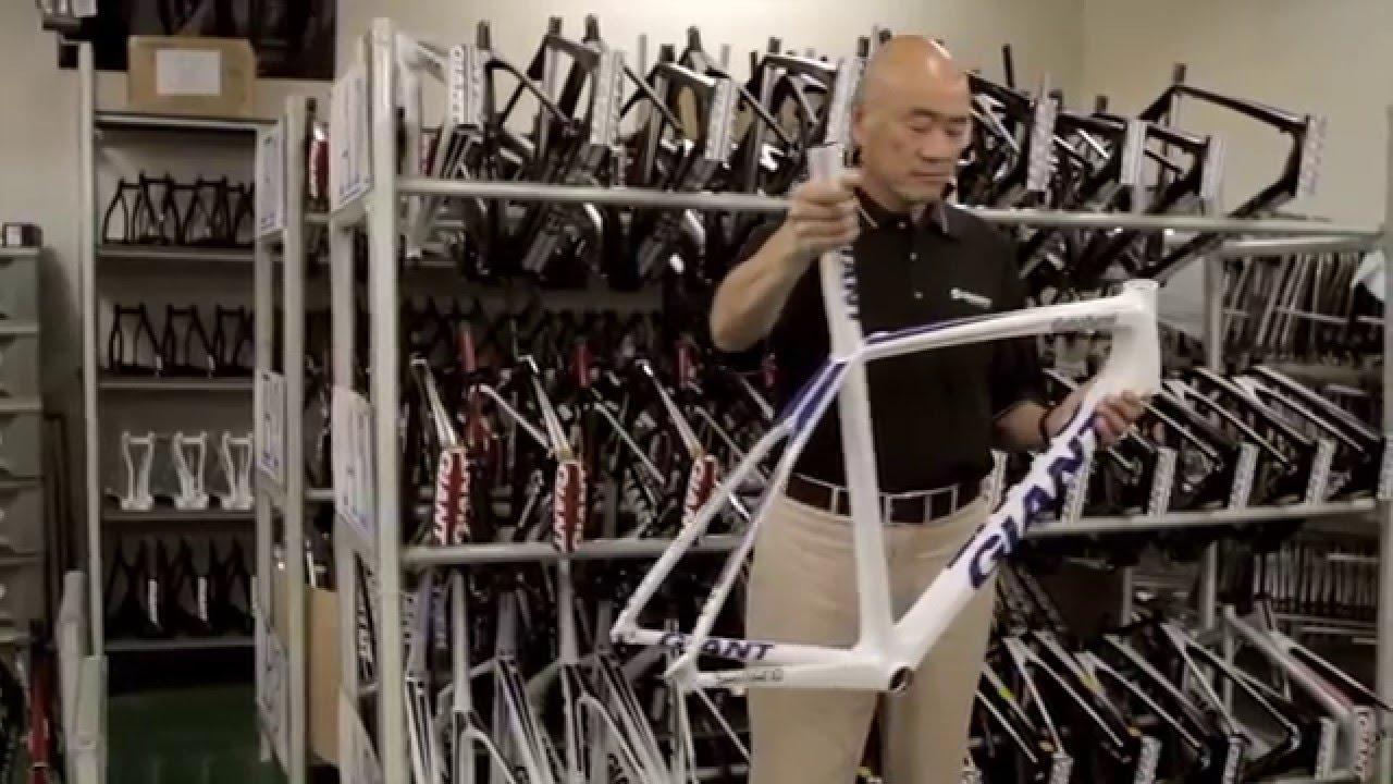 Beste Giant - Inside The Giant Bike Factory - YouTube XL-38