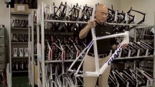 Giant - Inside The Giant Bike Factory