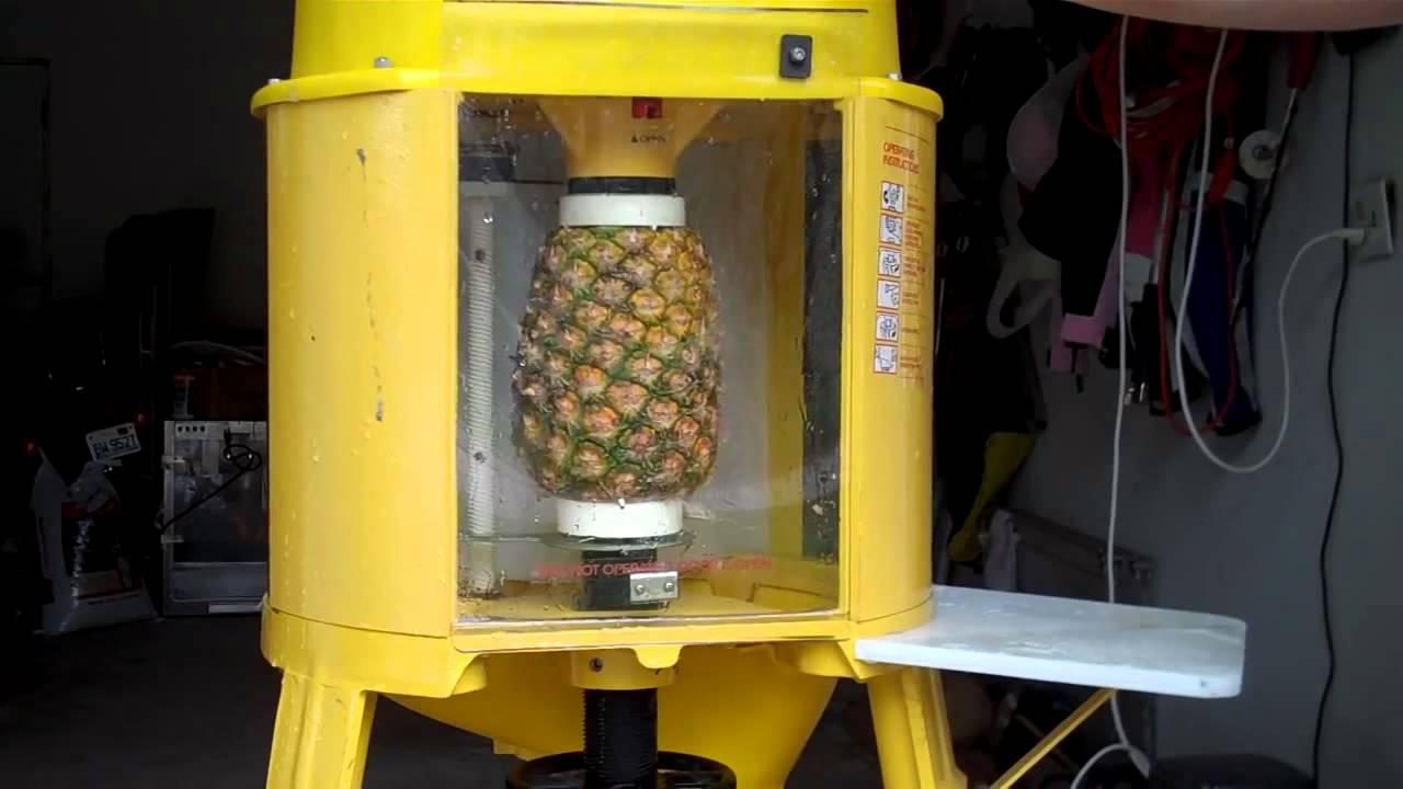 automatic peeler machine