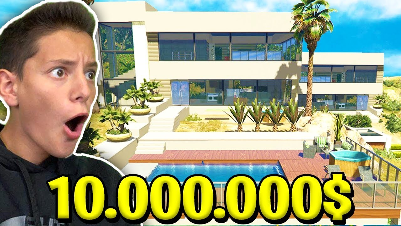 COMPRO UNA CASA da 10.000.000$ su GTA 5!! ? *FANTASTICA*