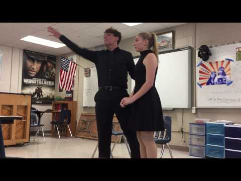 Isabelle Pride and Jason James - Ambition/Do Re Mi - FL District 5 Thespian Festival