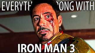 Everything Wrong With Iron Man 3 in Filmento Minutes