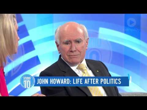 John Howard: Life After Politics | Studio 10