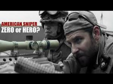 RT  - Hero or Killer? 'American Sniper' movie raises controversy over Iraq war - RT