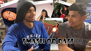SMASH or PASS: Insta Followers ft. Ex's and MORE