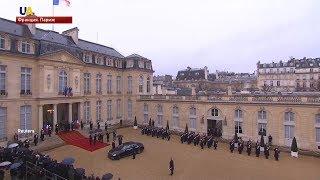 Столетие со дня окончания Первой мировой войны отмечают во Франции
