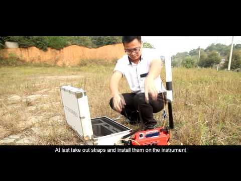 Underground Water Detector, Mine Detector