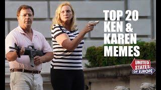 Top 20 Ken & Karen Memes   Greg Shapiro's 'United States of Europe'