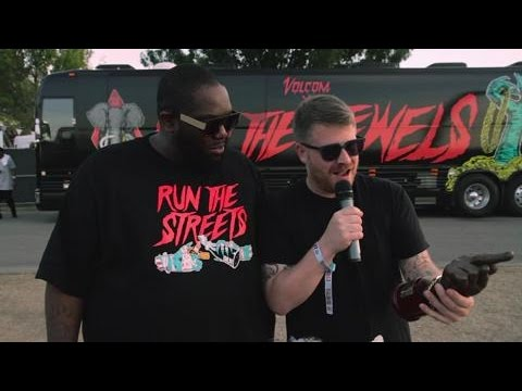 Watch Run The Jewels Win Best Festival Band – NME Awards 2016 with Austin, Texas