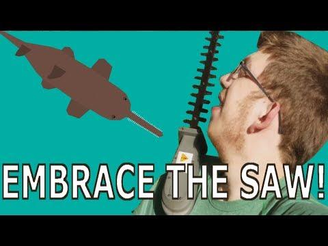 """Putting the """"Saw"""" in Sawfish"""
