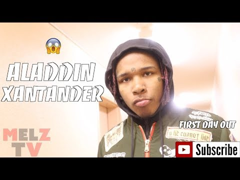 ALADDIN SAYS HE WAS NOT IN PC ON RIKERS , HE BEAT UP OPPS , MIGHT SIGN TO DEF JAM , HE STILL CHOO