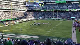 Vikings vs Jets..Skolll
