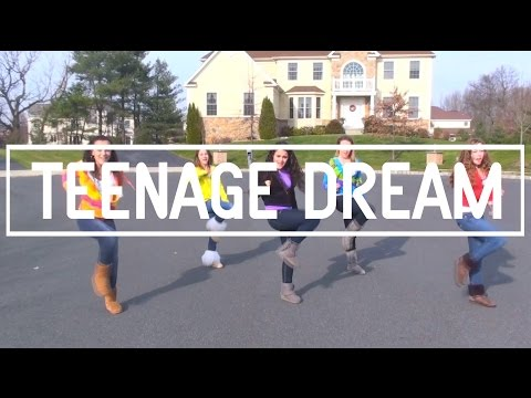Teenage Dream Music Video
