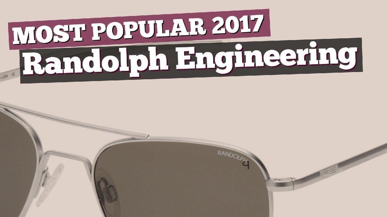 c676b30a2cb1e Randolph Engineering Sunglasses Collection    Most Popular 2017 ...