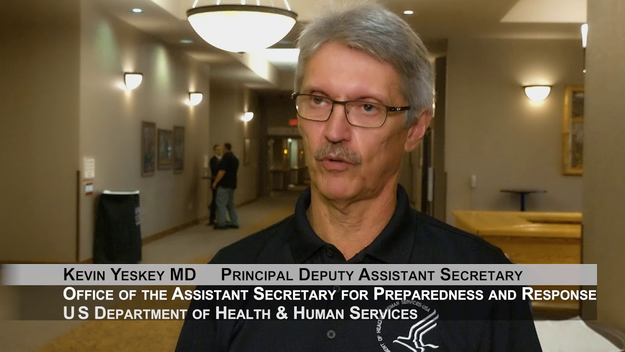 Dr. Kevin Yeskey HHS diabetes