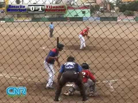 Tijuana Amateur VS Rosarito Municipal parte 1