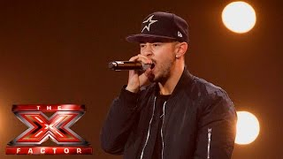 Mason Noise locks horns with Simon | 6 Chair Challenge | The X Factor UK 2015 thumbnail