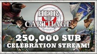 250k Subscriber Celebration 9/18/19 - Total War Warhammer 2 - Live Stream