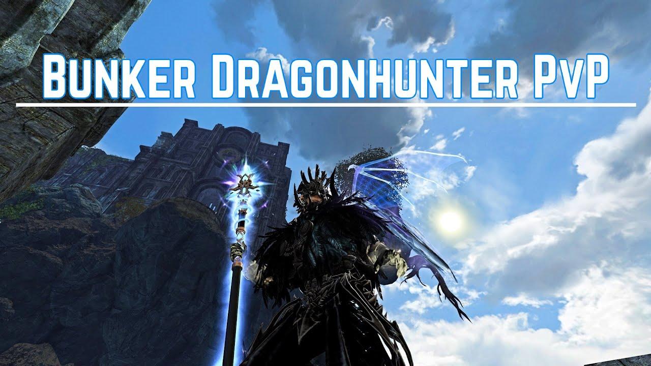 Guild Wars 2 - Bunker Dragonhunter PvP