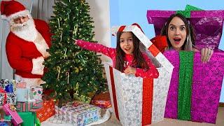 ATRAPAMOS A SANTA CLAUS! | Abrimos los regalos de NAVIDAD