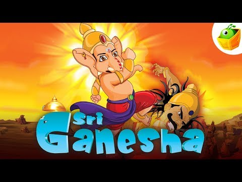 Sri Ganesha | Full Movie (HD) | Animated Movie | Watch The Most Popular Story In English