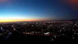 Wingsland Scarlet Minivet night flight