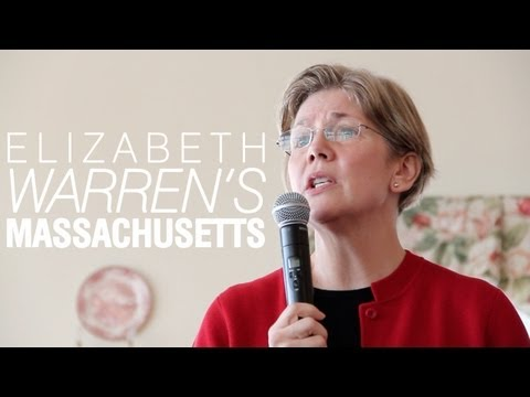 Elizabeth Warren's Massachusetts