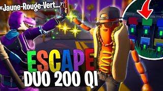 Escape Duo Halloween