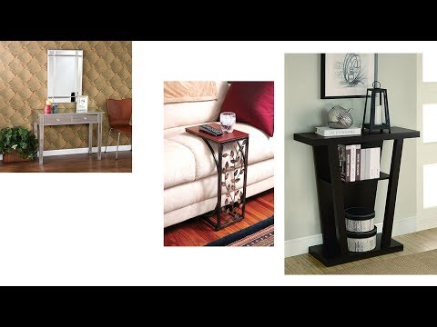 Top 5 Best  Sofa & Console Tables Reviews