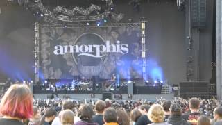 Amorphis - Drowned Maid  (live 2015)