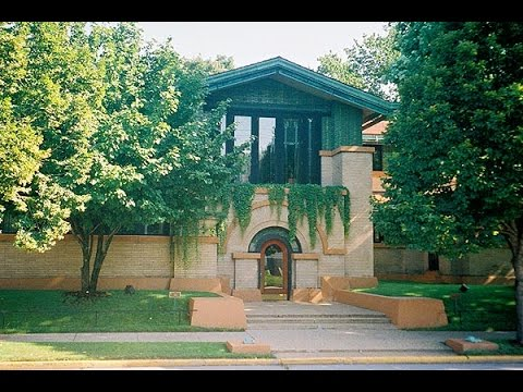 Senator Althoff's Living History Video Series: Dana-Thomas House