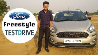 FORD Freestyle test drive impressions : ON ROAD & OFFF ROAD |Freeestyle 2018