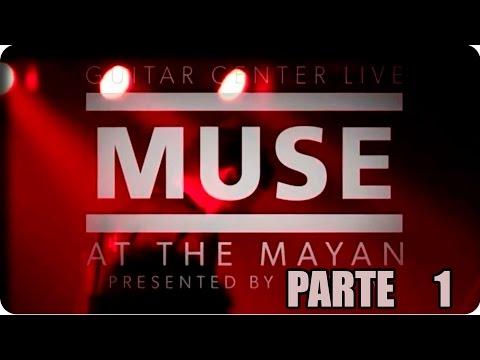 Muse Live at the Mayan HD (2015)   Part 1