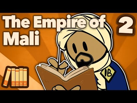 The Empire of Mali - An Empire of Trade and Faith - Extra Hi