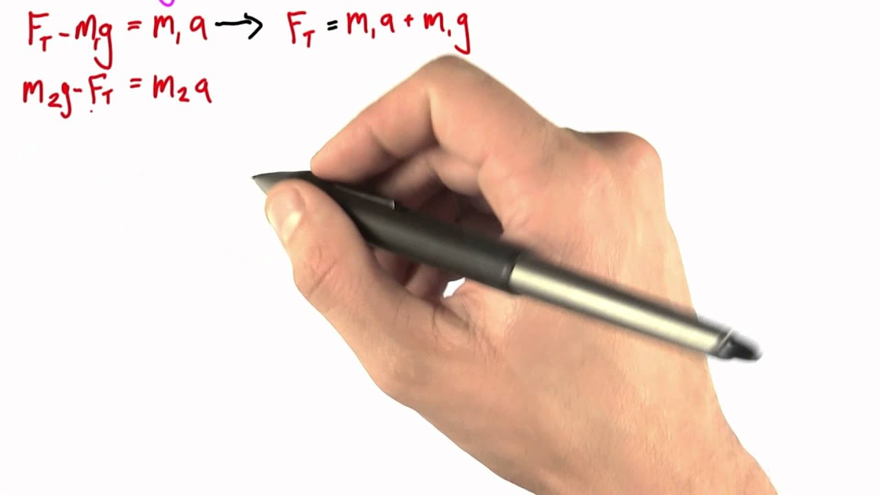 solving the system of equations intro to physics solving the system of equations intro to physics
