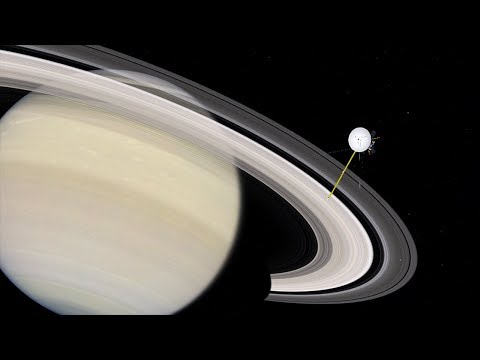 Thumbnail: Saturn Shows Off Its Rings