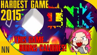 INK Gameplay Steam HARDEST GAME 2015! RAGE GAME! THIS GAME BURNS CALORIES! [1080p/60fps]