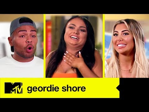 New Lass Faith Arrives And She's Got A Confession | Geordie Shore 18