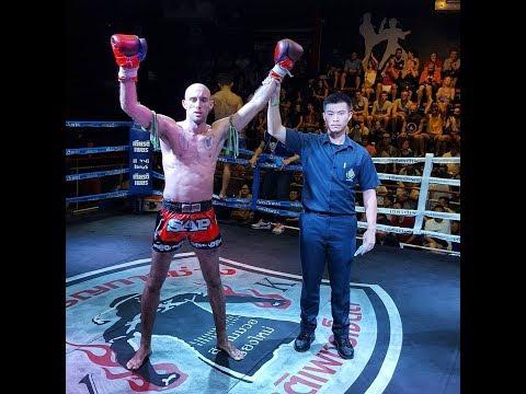 Carlos 7MuayThaiGym vs Fapichit - Chiang Mai Boxing Stadium