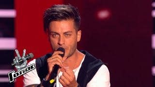Thomas Grazioso «Every Breath You Take» - Blind Auditions - The Voice Russia - Season 7