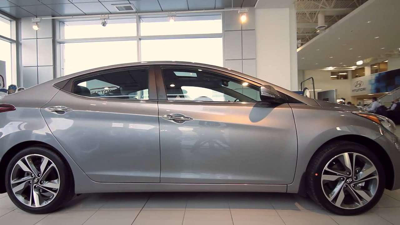 Captivating 2014 Hyundai Elantra Review   Go Auto   YouTube
