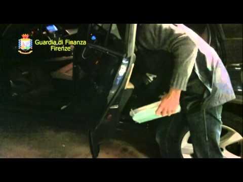 Cocaina: a Firenze maxi-sequestro della Finanza