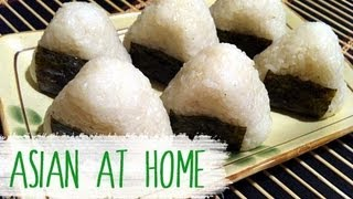 Rice Ball Recipe : Jumeogbap Recipe (onigiri) : Bento (lunch Box) : Asian At Home