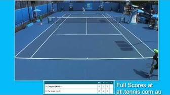 ATL Live Stream | Tennis Australia